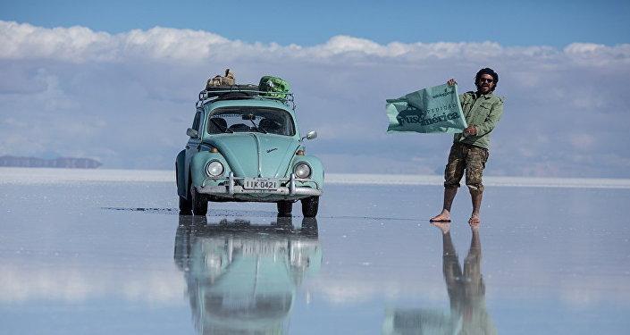 兩名巴西人將駕駛老式甲克蟲在俄羅斯世界杯期間旅行
