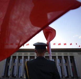 中国最高检察长:5年来批捕犯罪嫌疑人数下降3.4% 起诉人数上升19.2%