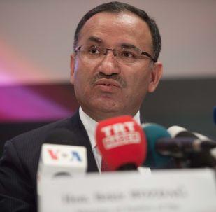 土耳其副總理博茲達