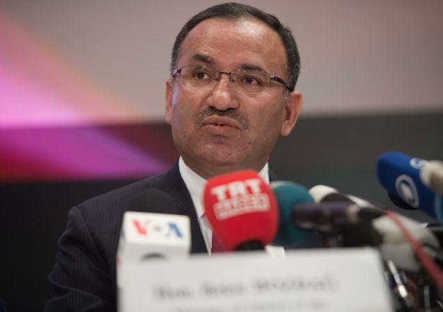 土耳其副总理博兹达格