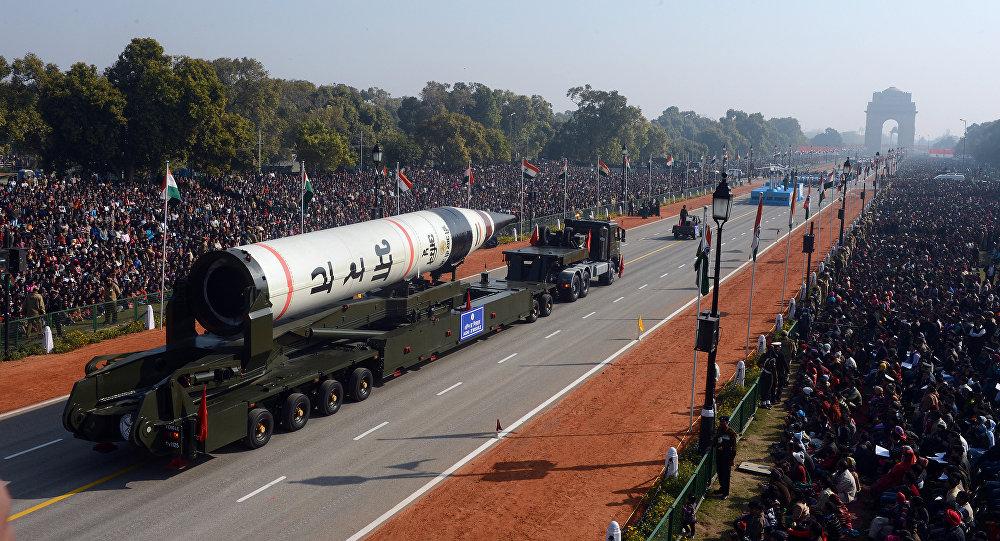 俄專家解讀印度成功試射烈火-5對中國的影響