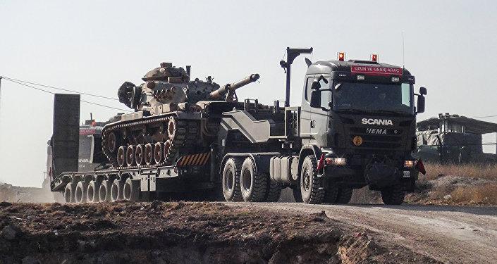 叙外交部:土耳其在叙阿夫林地区的作战行动将被视为侵略