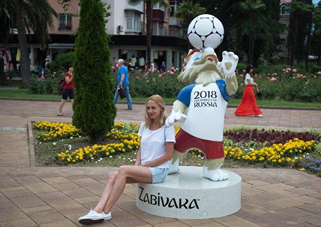 2018年世界杯期间索契预计接纳百余万游客