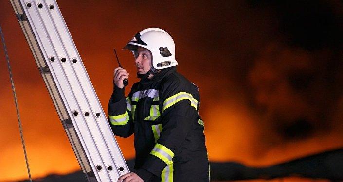 俄緊急情況部:弗拉季高加索電子鍍鋅廠發生火災致1人死亡