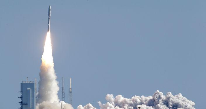 專家:美國組建太空部隊代表軍備競賽擴大到外太空