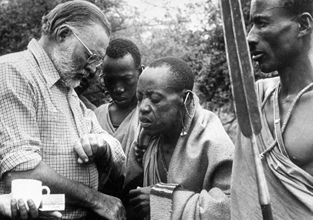 非洲鄉下的巫醫
