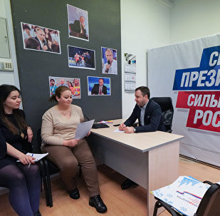 逾九成俄民眾知道3月18日將舉行總統選舉