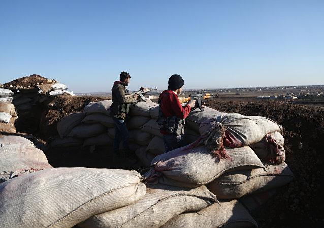 土耳其武裝力量在敘利亞阿夫林
