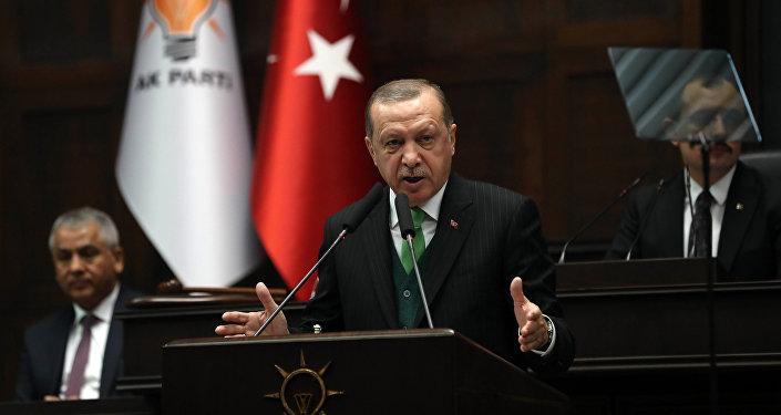 土耳其總統譴責美以破壞敘利亞局勢