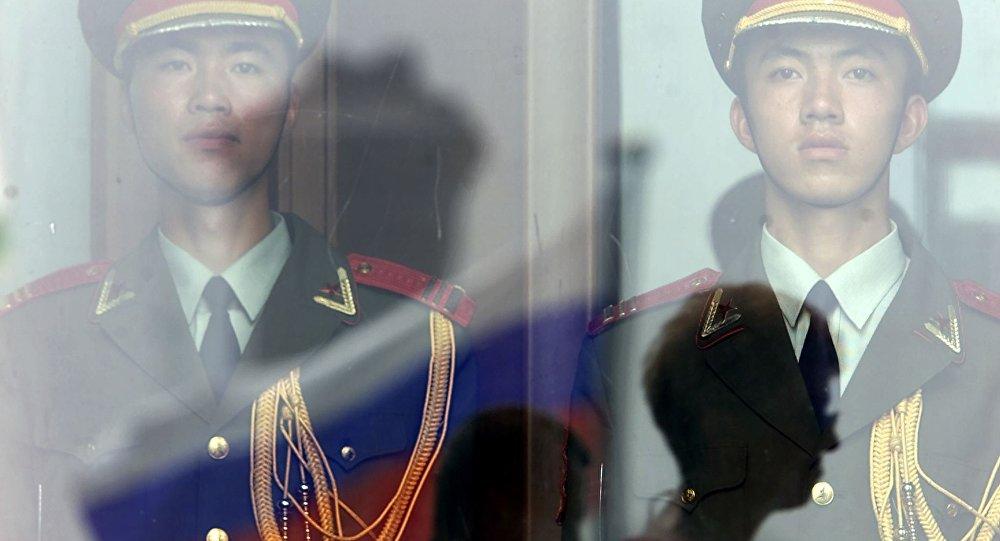 中国驻俄武官:中俄应共同抵御美国施压