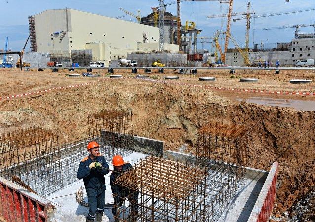 核電站建設