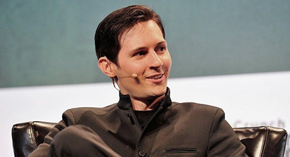 即時通信软件Telegram的创始人警告不要从骗子手中购买加密币