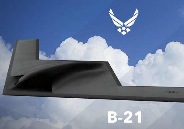 "B-21""突击者""(B-21 Raider)"