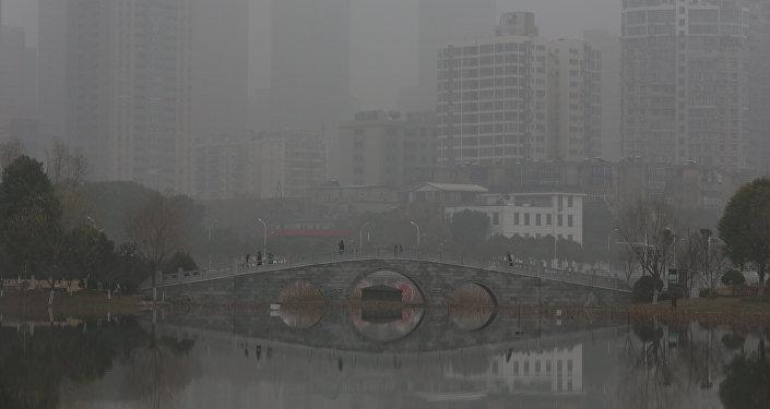 中國北方積極與霧霾作鬥爭