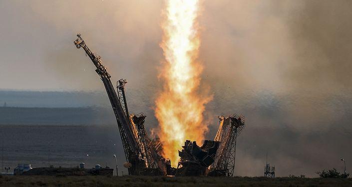 下次載人發射前將先用聯盟系列火箭執行三次無人發射
