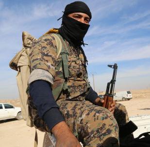 """""""叙利亚民主力量""""(SDF)"""