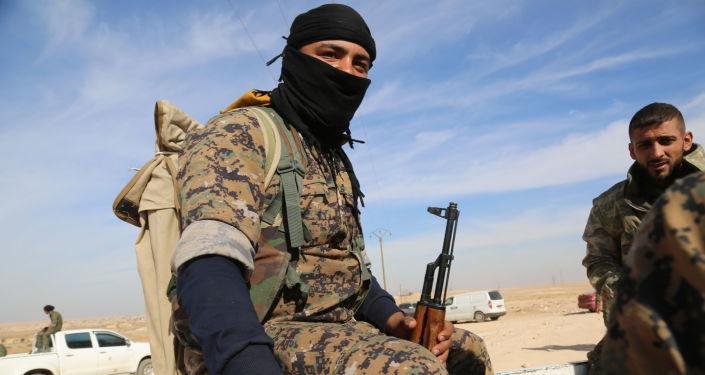 敘民主力量證實已消滅50余名土軍士兵