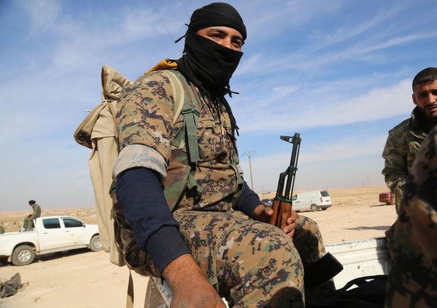 「敘利亞民主力量」(SDF)