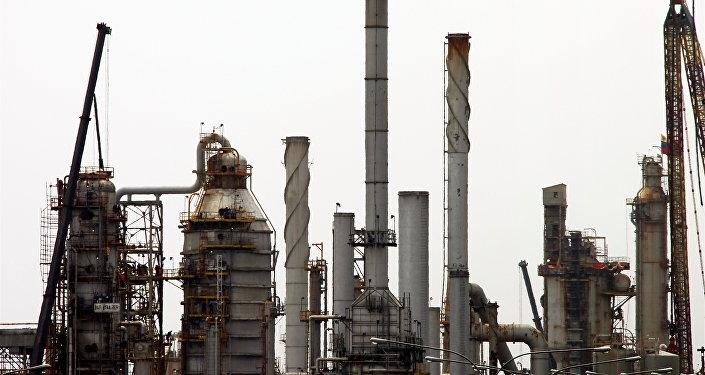 委内瑞拉炼油厂