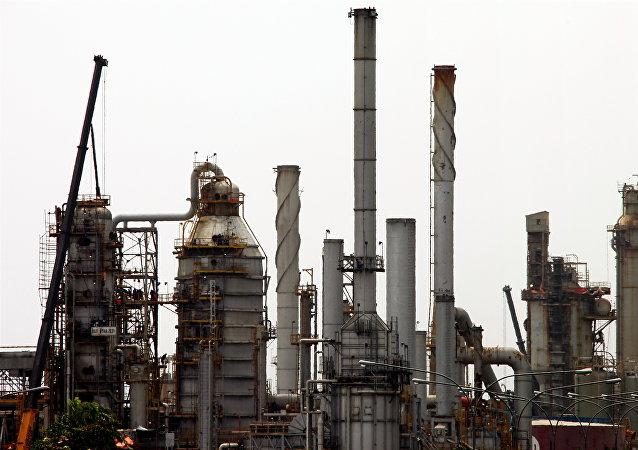 委內瑞拉煉油廠