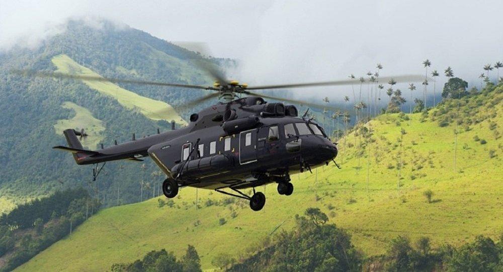 米-171A2直升机