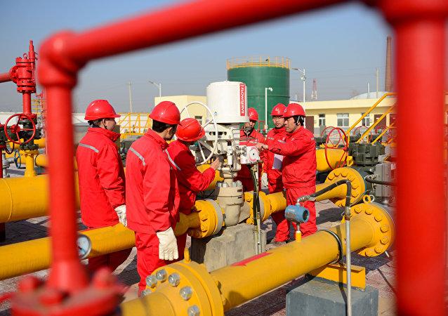 中国将于2019年成为世界最大天然气进口国