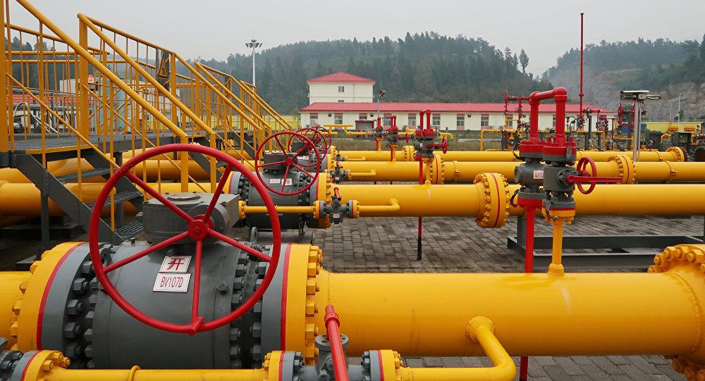 前兩個月中國原油和天然氣進口量均快速增長