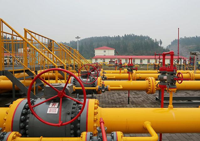 前两个月中国原油和天然气进口量均快速增长