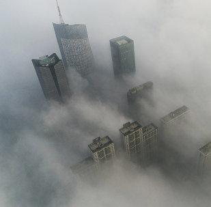 外媒:如果空氣質量得到改善中國人壽命可延長近三年
