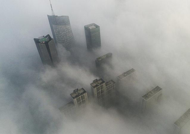 中印转出生产导致全球环境恶化