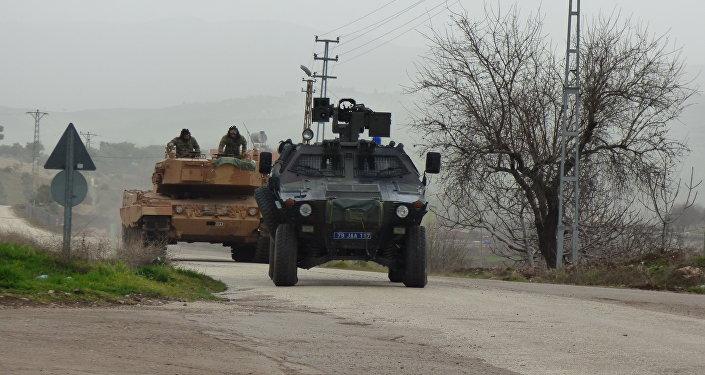 土耳其國防部長:土美軍人為在敘利亞曼比季聯合巡邏做準備