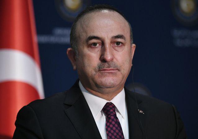 土耳其外长:针对土耳其的威胁将导致混乱