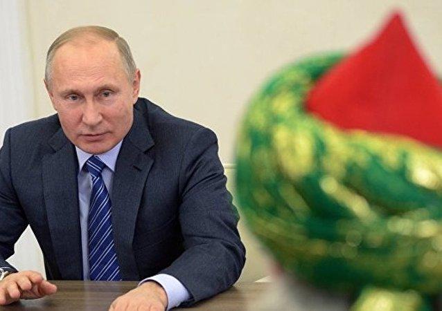 克宫:普京于3月18日可在俄任意一个投票站投票