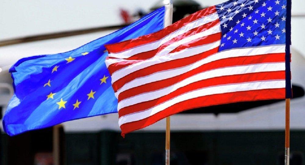 如果美国采取新限制措施 欧盟将暂停与其进行贸易谈判