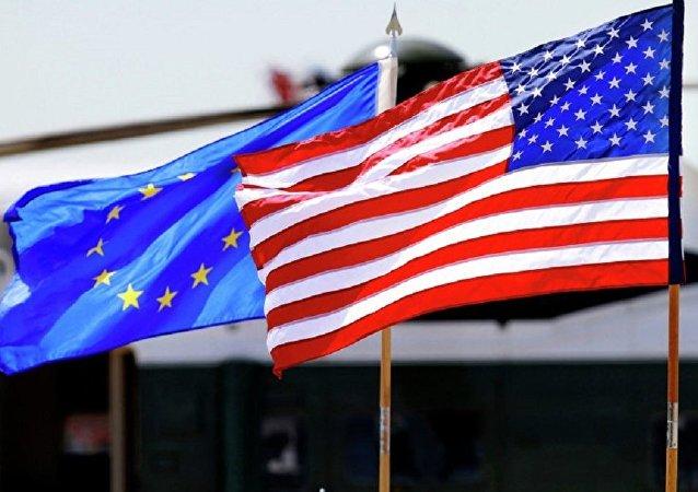 欧盟委员会实施在欧盟取消美国对伊制裁效力的法令