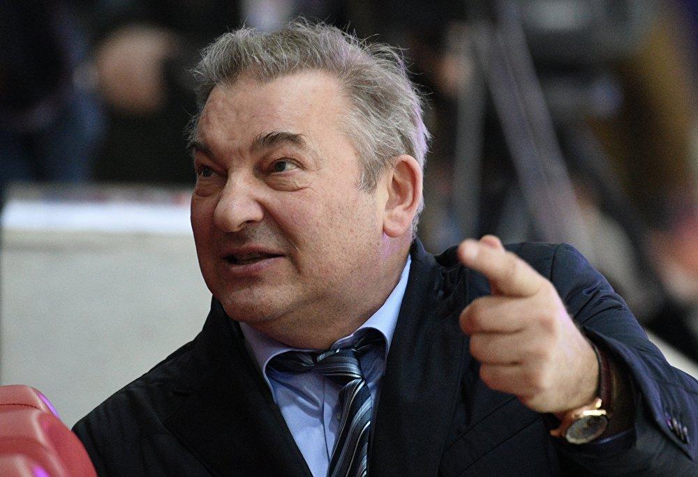弗拉基斯拉夫·特列季亚科