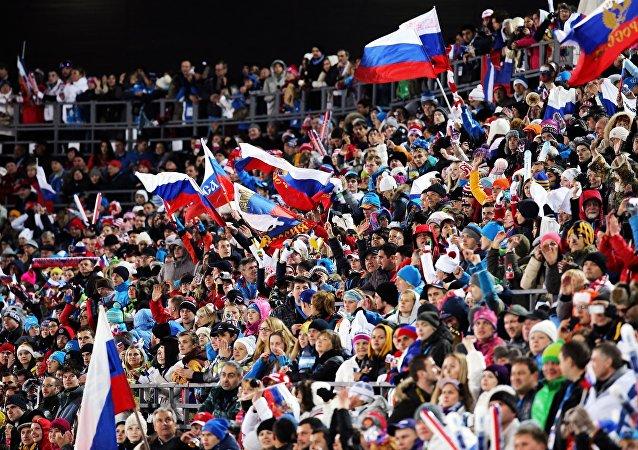 俄罗斯的旗帜