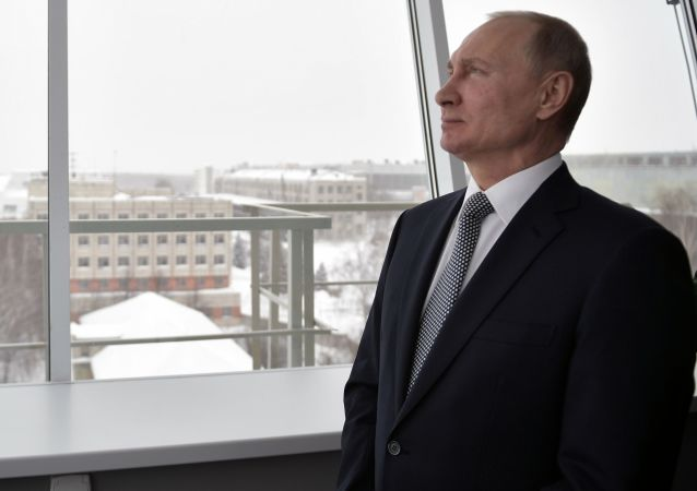 俄中選委已將普京登記為2018年俄總統大選候選人