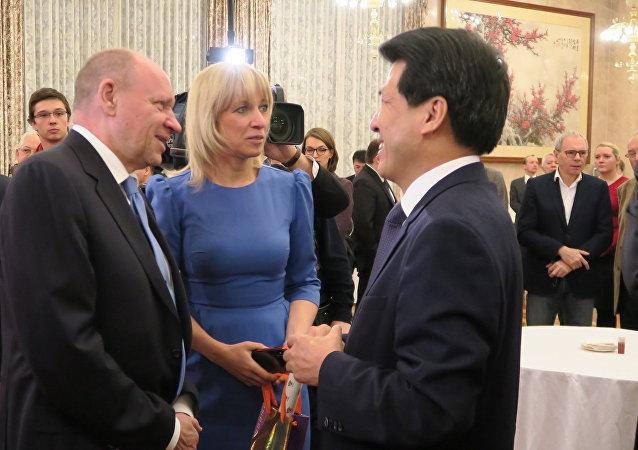 俄羅斯官員:中俄兩國在媒體互動領域邁出堅定步伐