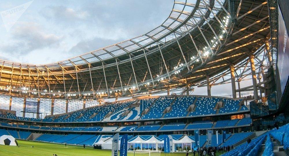 莫斯科迪拿摩體育場