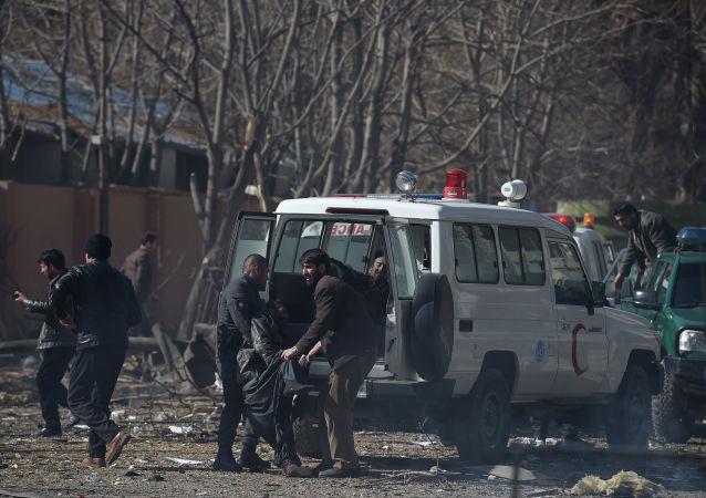 阿富汗塔利班袭击造成至少25人死亡