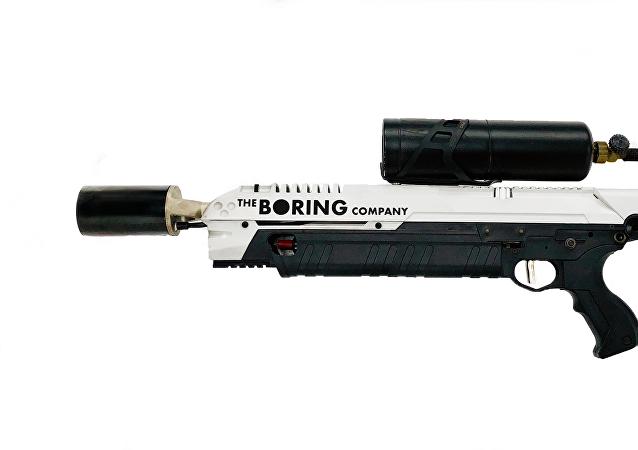 「無聊」公司火焰噴射器