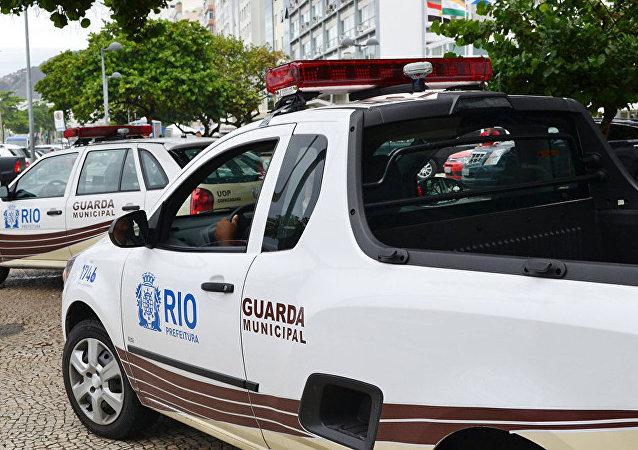 巴西警察汽车