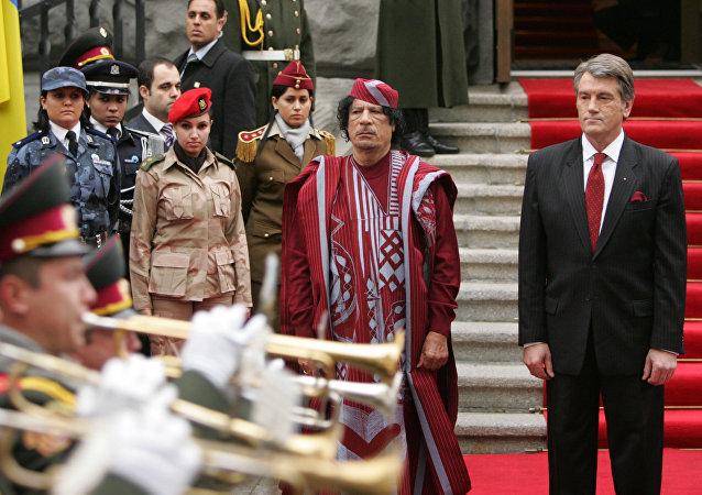 英媒:卡扎菲曾差点买下曼联