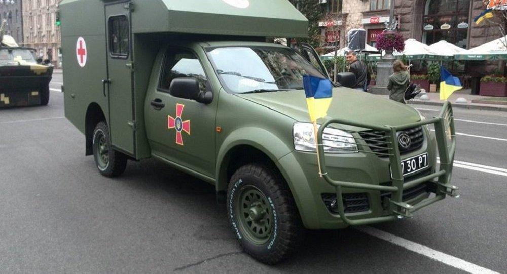 乌克兰的汽车