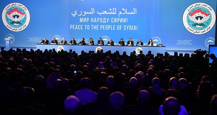 克宮:俄土總統滿意敘利亞全國對話大會成果