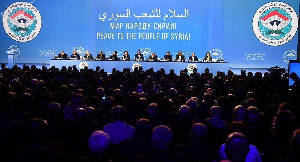 敘利亞政府代表團原班人馬將參加7月索契會談