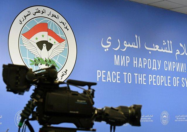 敘全國對話大會成果將為局勢調解做出貢獻