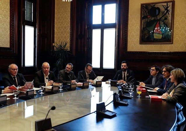西班牙加区议会