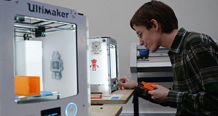 俄借助3D生物打印将于今年底前获得人造皮肤